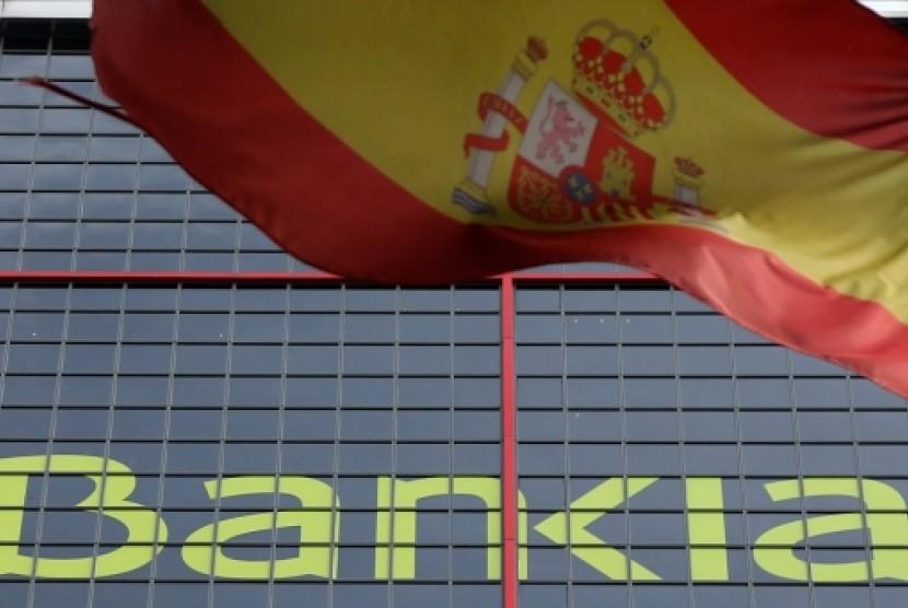 Bank Spanyol