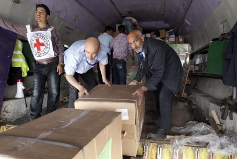 Bantuan PBB (Ilustrasi)