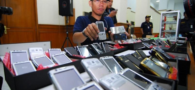 Barang Selundupan/Ilustrasi