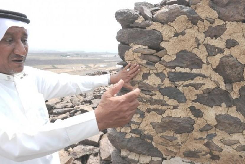 Bark al-Ghimad, Arab Saudi
