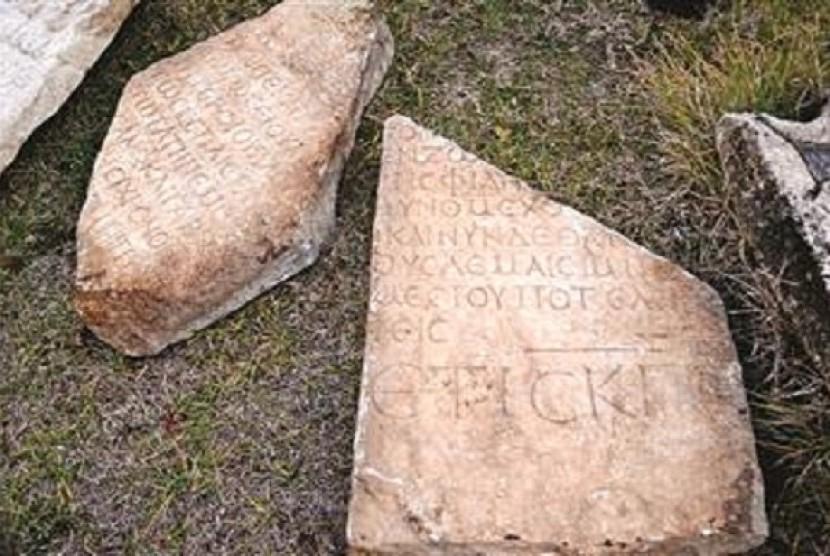 Pengaruh Hieroglif Atas Kaligrafi Romawi
