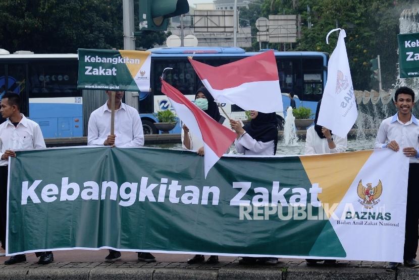 Baznas Sukabumi Targetkan Penerimaan Zakat Fitrah Rp 4,2 Miliar