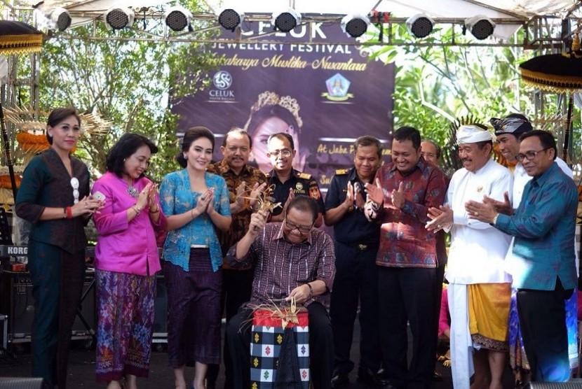 Bea Cukai fasilitasi KITE IKM bagi 7 pelaku usaha di Bali.