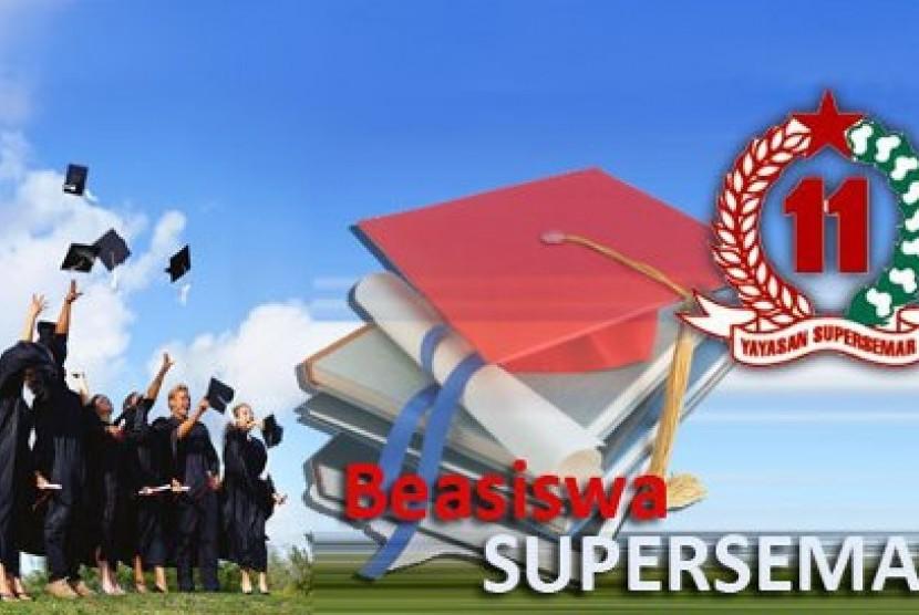 Beasiswa Supersemar (Ilustrasi)