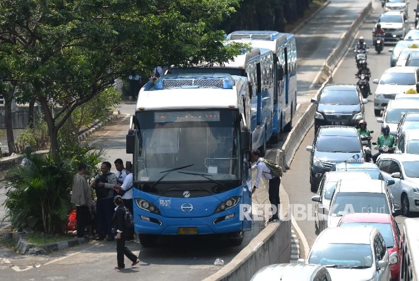 Ini Dia Solusi Kemacetan yang Ditawarkan PT Transjakarta