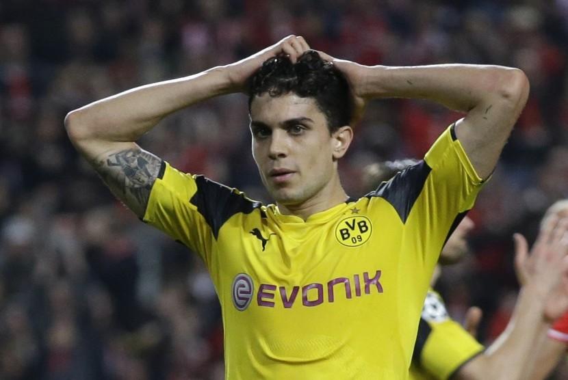 Bek Borussi Dortmund, Marc Bartra.