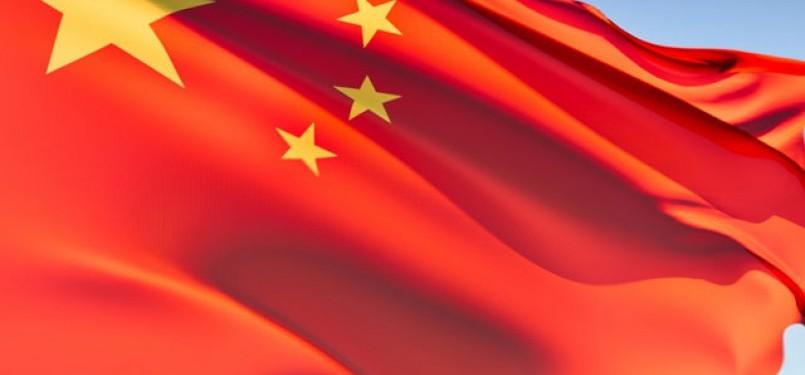 Bendera Cina