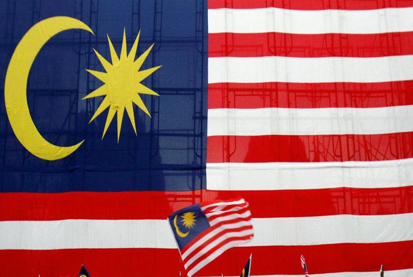 Bendera Malaysia (ilustrasi)