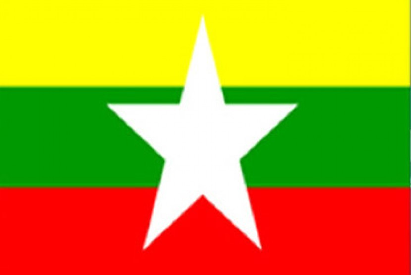 Bendera Myanmar