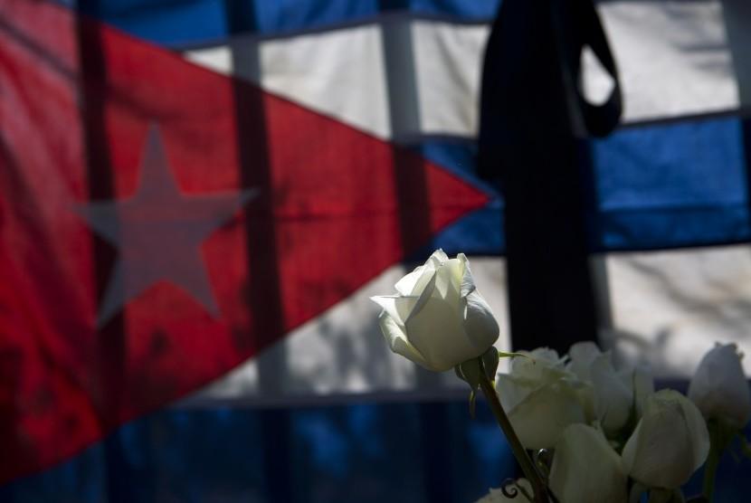 Bendera negara Kuba