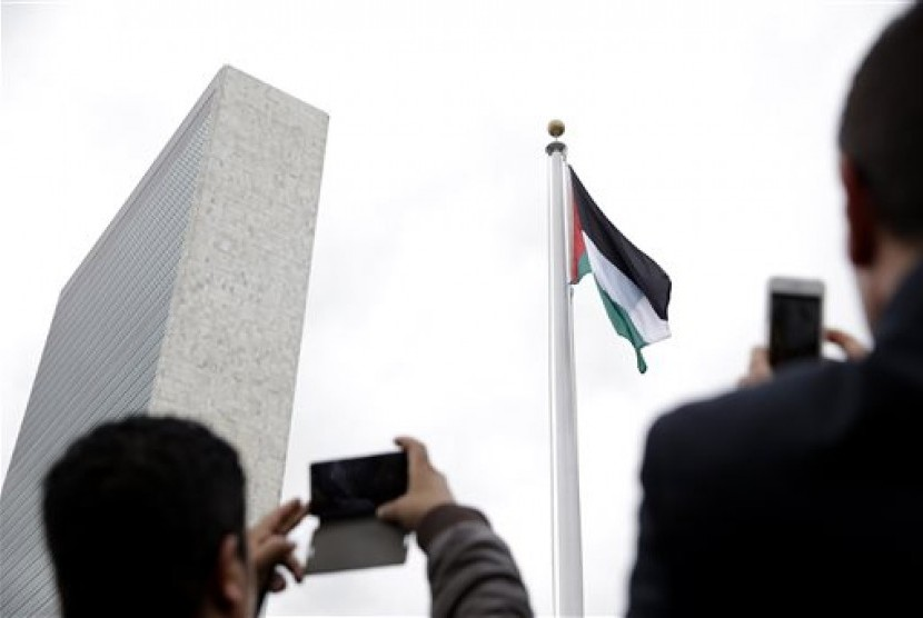 Bendera Palestina Dilarang Tampil di Acara Kontes Menyanyi Eropa, Loh Kok?