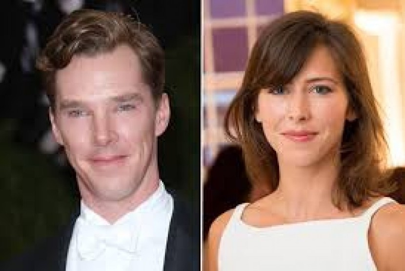 Benedict Cumberbatch dan Sophie Hunter