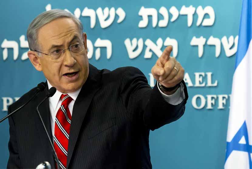 Netanyahu: AS Pindahkan Kedutaan ke Yerusalem dalam Setahun