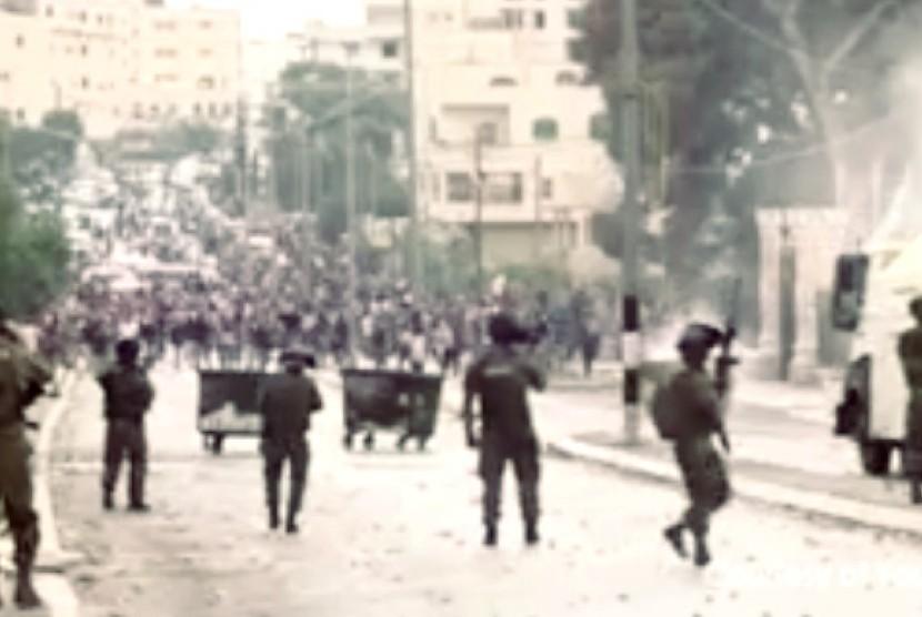Tentara Israel Pembunuh Warga Palestina yang Terluka Mulai Diadili