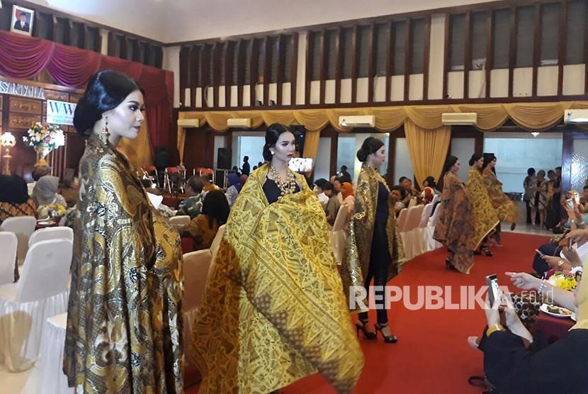 Ekspor Batik Indonesia Tembus 51,15 Juta Dolar AS