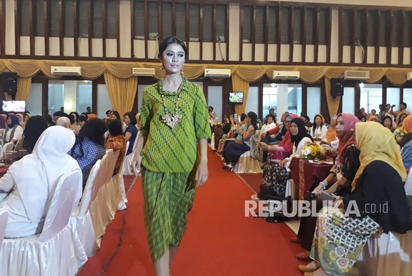 Ekspor Batik Indonesia Mencapai 51,15 Juta Dolar AS