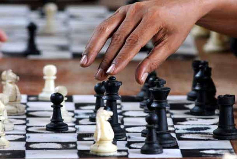 Bermain catur