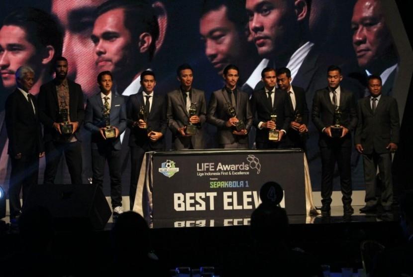 Pemain Persija Terbanyak Isi Best Eleven Liga 1 2017