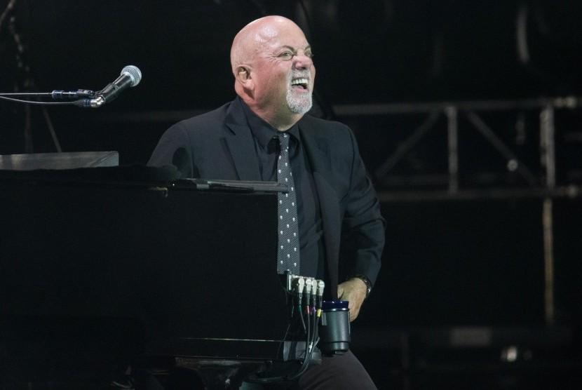 Usia 68 Tahun, Billy Joel Siap Sambut Kelahiran Anak Ketiga