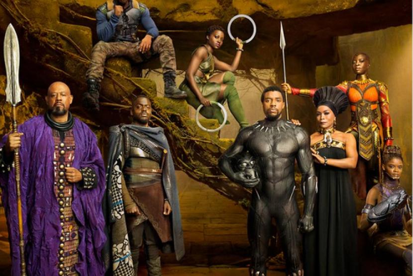 Black Panther Cetak Rekor Pra-Penjualan Tiket
