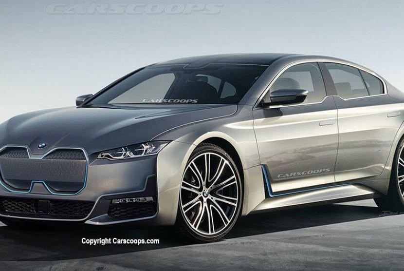 BMW Group Capai Penjualan Lebih dari 2 juta Unit