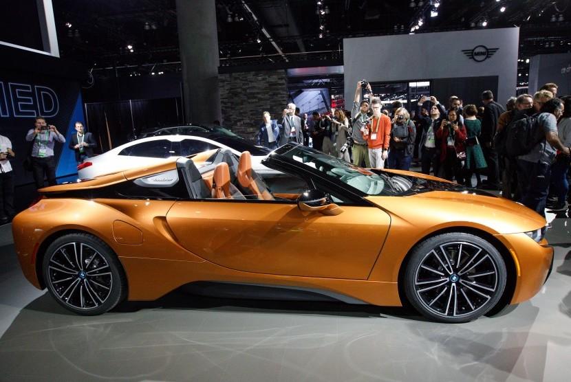 BMW akan Jual Lebih Banyak Mobil Listrik Tahun Depan