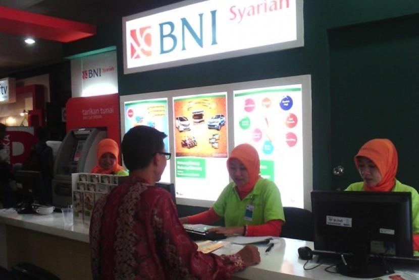 BNI Syariah di IBF