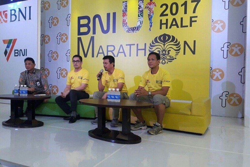 BNI-UI Half Marathon 2017