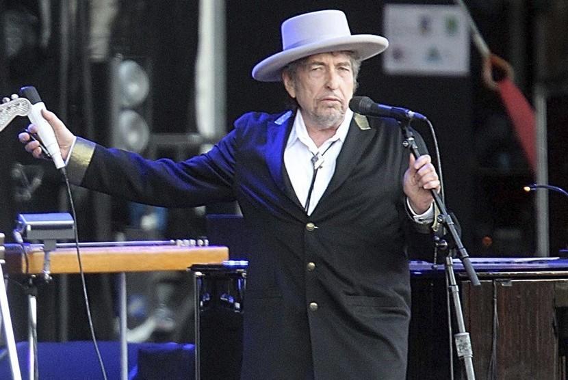 Bob Dylan Dituduh Lakukan Plagiat