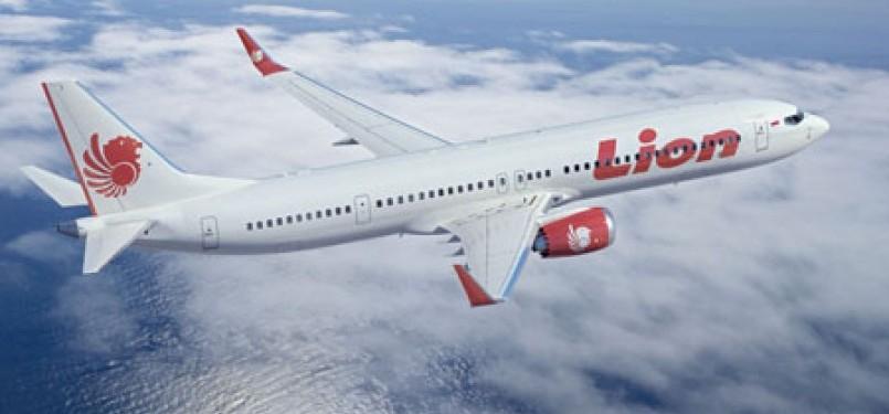 Boeing 737 MAX yang dipesan Lion Air