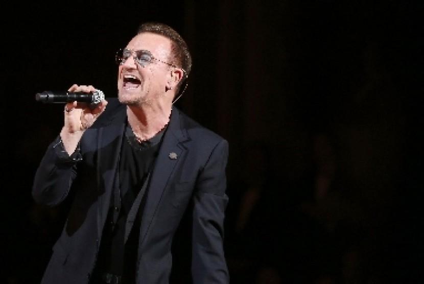 Permalink to U2 Depak Taylor Swift dari Puncak Tangga Lagu Billboard