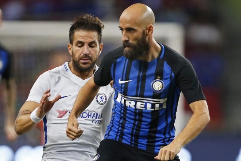 Valero Kecewa Inter Cuma Dapat Satu Angka