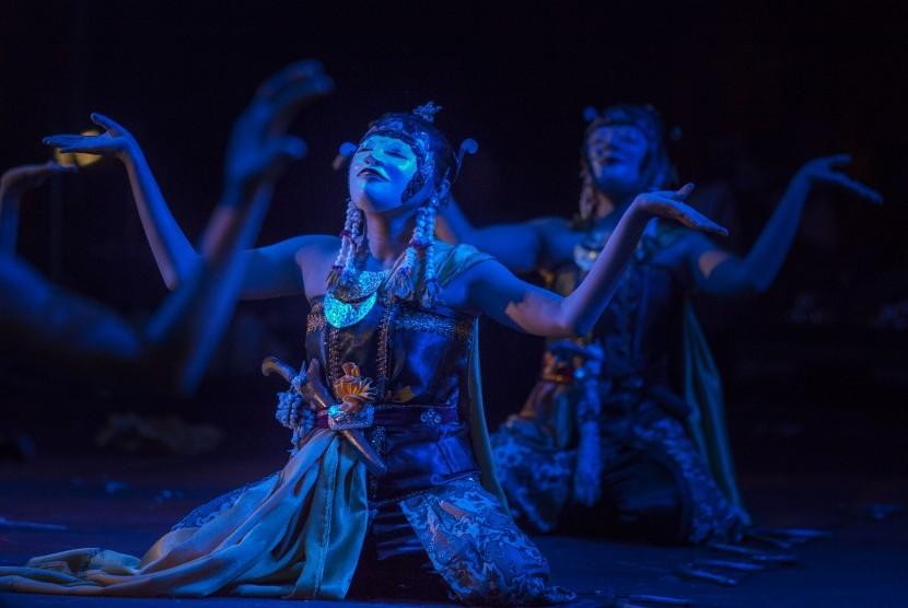 Borobudur International Festival.
