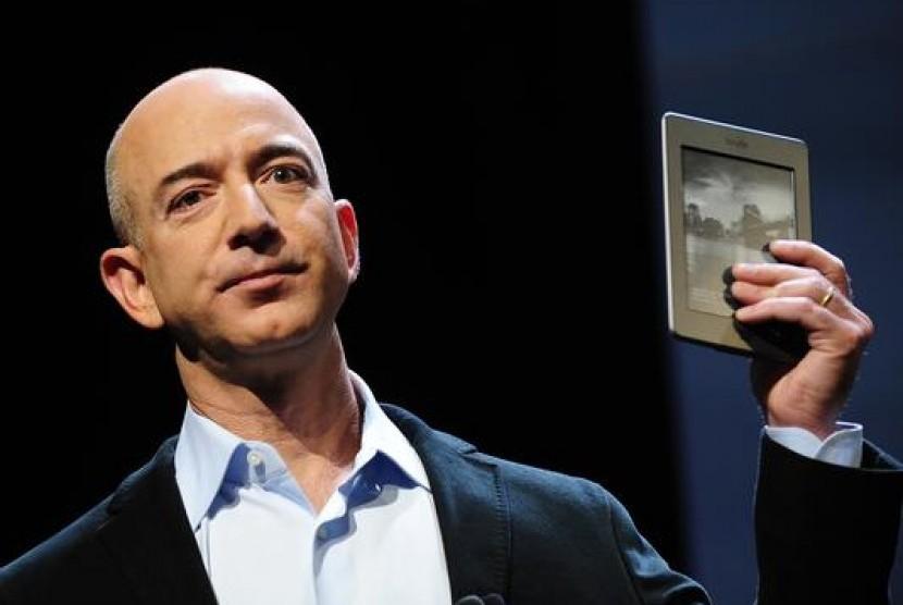 Bos Amazon, JEff Bezos