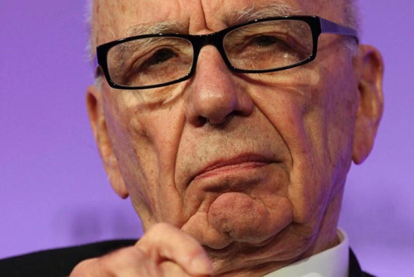 Bos News Corp, Rupert Murdoch