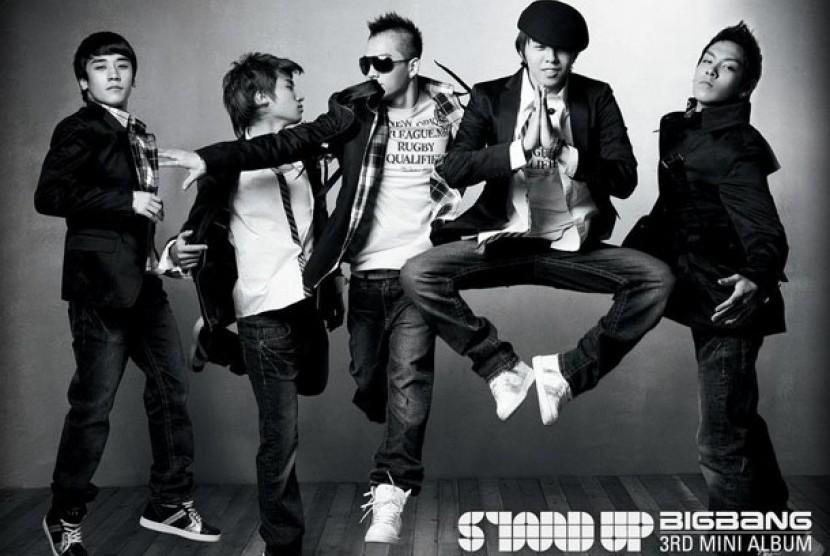Boyband Bigbang