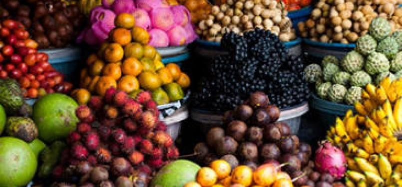 Buah-buahan Indonesia