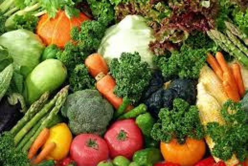 Buah dan sayuran
