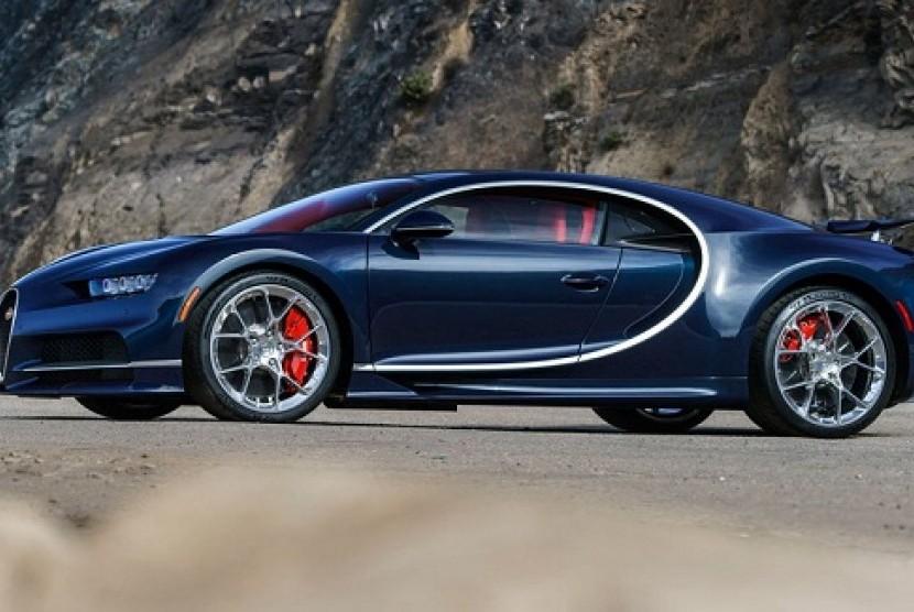 Soal Recall Mobil, Bugatti Punya Cara yang Beda