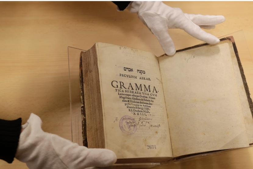 Permalink to Buku Langka Abad ke-16 Kembali ke Komunitas di Praha