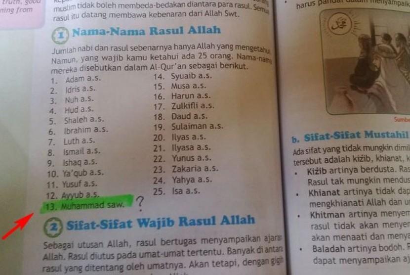 Ini Penjelasan Penerbit Soal Buku Sesat Muhammad Nabi Ke