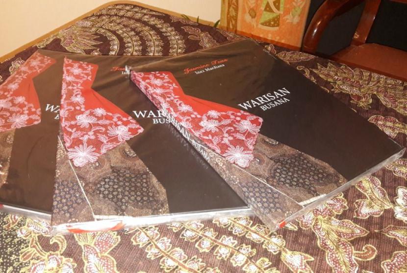 Museum Tekstil Pamerkan Karya Desainer Bordir Inez Mardiana