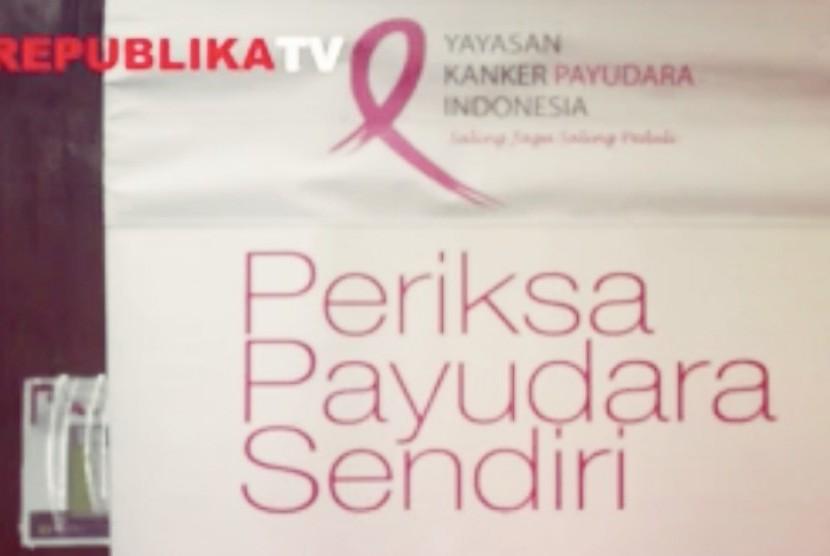 Peduli kanker payudara.(ilustrasi)