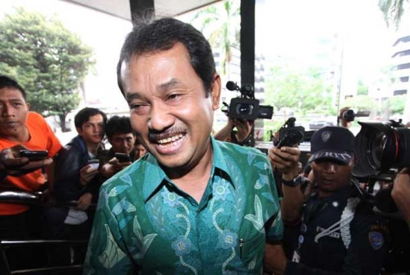 Bupati Bogor Rachmat Yasin