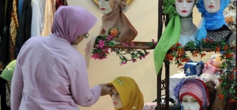 Busana Muslim / Ilustrasi