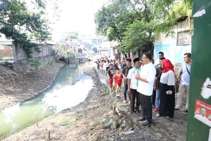 Cagub DKI Jakarta, Anies Baswedan.