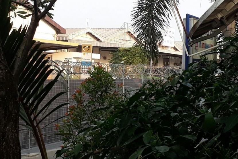Cargo Unex Bandara Soekarno Hatta.