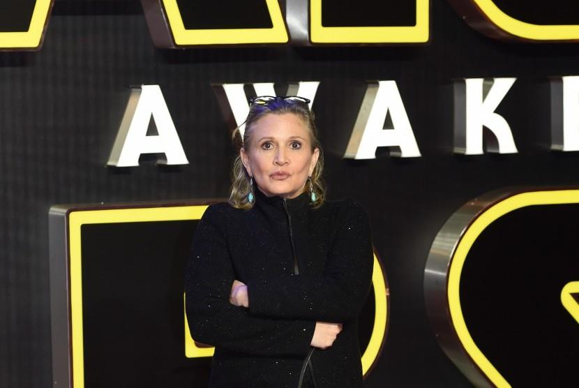 Naskah Star Wars Milik Carrie Fisher Bakal Dilelang