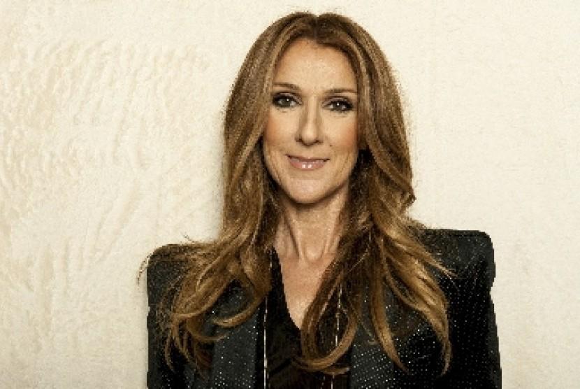 Celine Dion Apresiasi Para Musisi Muda