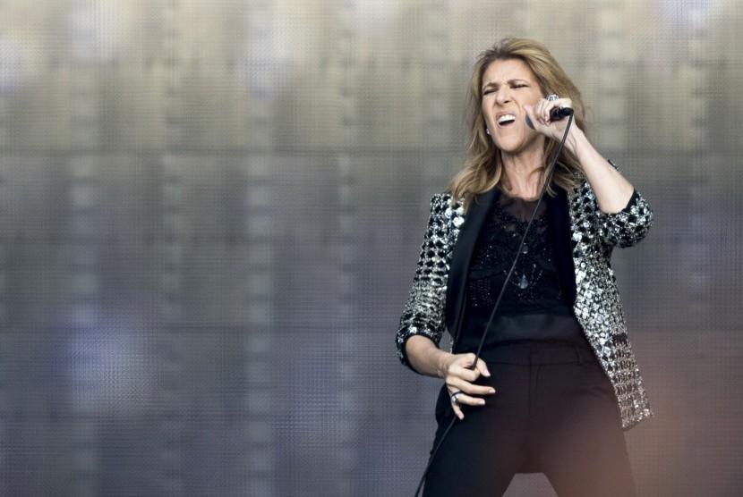 Ini yang Diminta Celine Dion Saat Konser di Indonesia